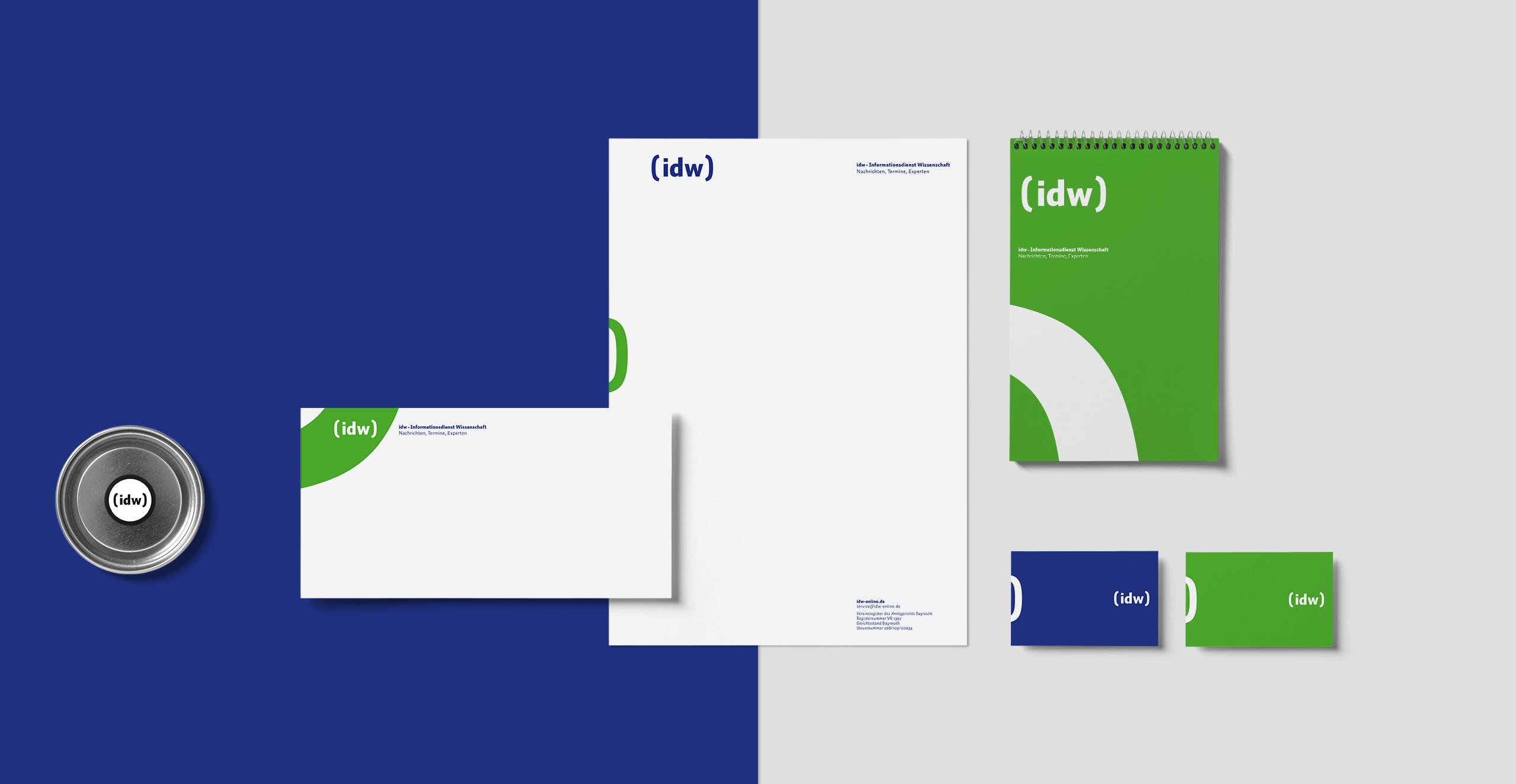 Informationsdienst_Wissenschaft-corporate_design