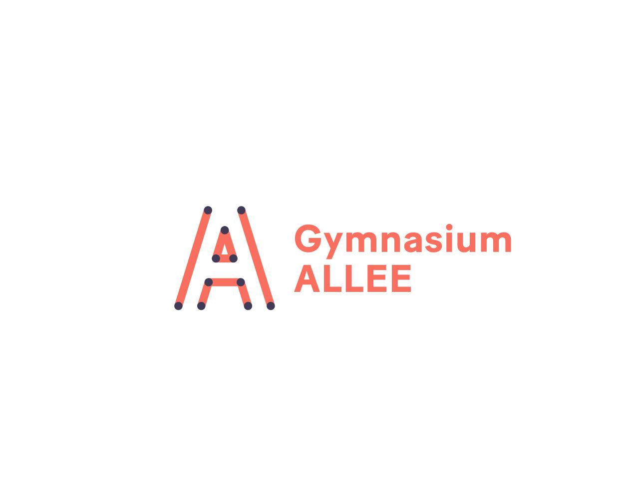 Logoentwicklung-Gymnasium_ALLEE